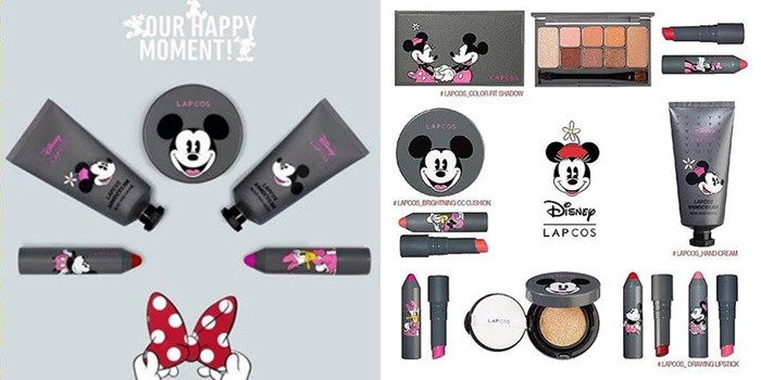 Lapcos x Disney Collaboration season1