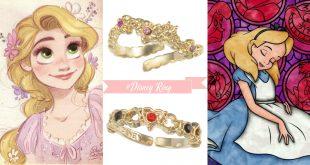 ชวนมาดู!! แหวนดิสนีย์สุดหรูราคาเพียงแค่ 200 บาท