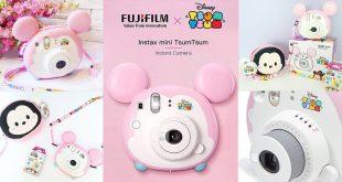 สาวกมิกกี้ห้ามพลาด!! กล้องโพลารอยด์สุดน่ารัก จาก Tsum Tsum
