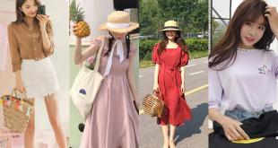 5 ร้านเสื้อผ้าแนวเกาหลี ราคาถูก ย่านสยาม!!!