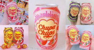 มันก็จะซ่าหน่อยๆ! Chupa Chups sparkling soda ความอร่อยที่ต้องลอง