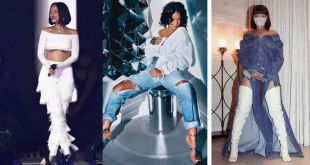 """ส่อง 30 แฟชั่นล้ำๆ สไตล์สาวเท่ """"Rihanna"""""""