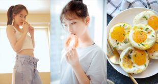 วิธีลดน้ำหนักให้ได้ผล! เน้นทานไข่ น้ำหนักลดลง 15 ปอนด์ ภายใน 2 สัปดาห์