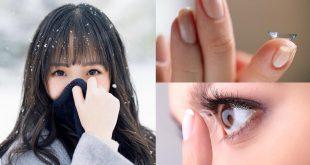 contact lenses dangers