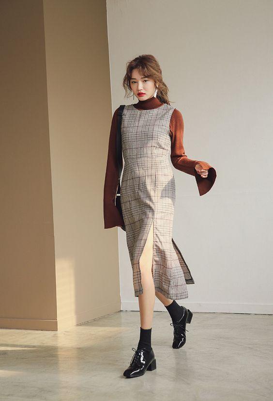 slits long skirt30
