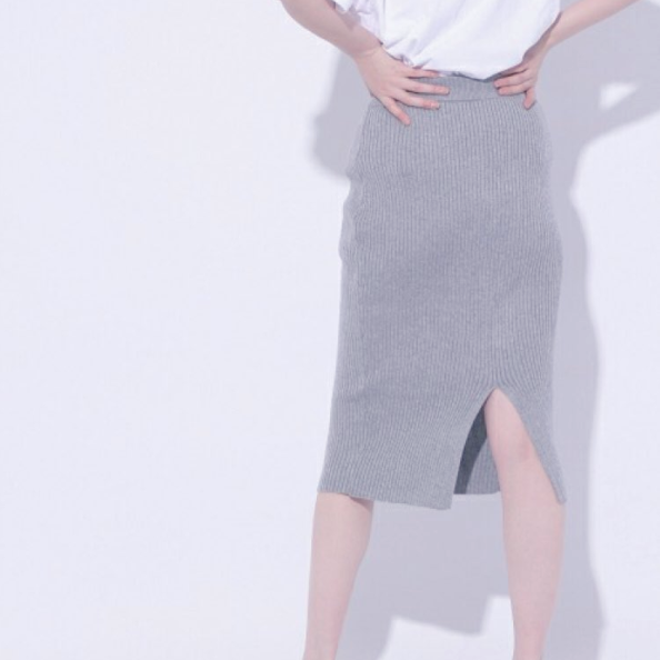 slits long skirt8