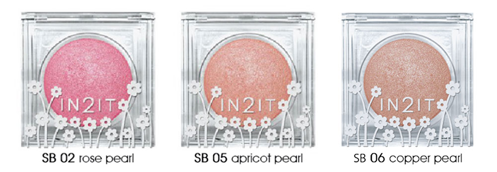 In2it Sheer Shimmer Blush