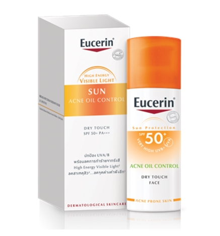 SUN Dry Touch Oil Control Face SPF50+