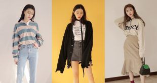 korean girls fashion