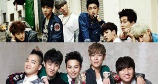 หนุ่มๆ GOT7 เผย 'อยากเป็นไอดอลระดับชาติเหมือนอย่าง รุ่นพี่ BIGBANG'
