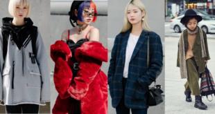 60 ลุคสตรีทแฟชั่น สุดคูล!! ส่งตรงจากงาน Seoul Fashion week Spring/Summer 2018!!