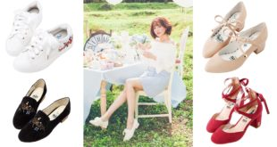 น่ารักมาก!! รองเท้า Grace Gift Disney รุ่น Alice in Wonderland