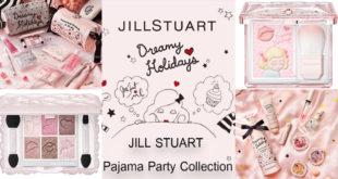 เตรียมตัวให้พร้อมกับ JILL STUART 2017 Holiday & Body Collection