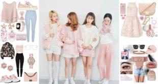 20 ไอเดีย Mix and Match เสื้อผ้าโทนสีชมพูให้สวยปัง รับปีใหม่