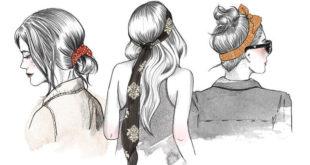 เปลี่ยนลุคเป็นสาวชิคๆ ด้วยการผูกผ้าผูกผมทั้ง 3 แบบนี้!!