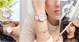 นาฬิกา ALLY DENOVO White x'mas series ความหรูและชิคที่สาวๆ ไม่ควรพลาด