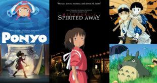 ไม่ดูไม่ได้!! 10 แอนิเมชั่นน่ารักๆจาก Studio Ghibli ดูแล้วอบอุ่นหัวใจ ^^