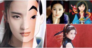 """หลิว อี้เฟย์ เธอคนนี้แหละ """"มู่หลาน"""" นางเอกดิสนีย์คนล่าสุดจากประเทศจีน!!"""