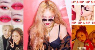 How to แต่งหน้าสุดแซ่บ!! แบบ Hyun Ah ใน MV Lip & Hip