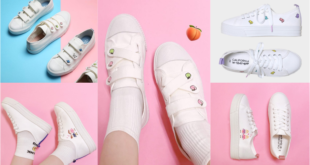 กรี๊ด!! รองเท้าผ้าใบ 'WHO.A.U' น้องใหม่น่ารัก..จากเกาหลี!