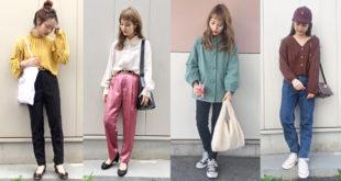 """""""ทริค""""เปลี่ยนสาวไซส์มินิให้ดูดี..ด้วยเสื้อผ้า 5 สี!! สดใสสไตล์สาวญี่ปุ่น"""