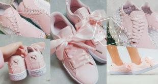 อัปเดตเทรนด์!! 2 รองเท้าผ้าใบเฉดสี Pink-Cotton มาใหม่โดนใจสาวหวาน ❤︎