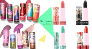 จัดเต็มกว่า 40 สี!! LipStories แพคเกจคิ้วท์ๆออกใหม่จาก Sephora ♥