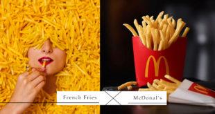 รู้ยัง! เฟรนช์ฟราย McDonald's แก้ปัญหาหัวล้านได้!!