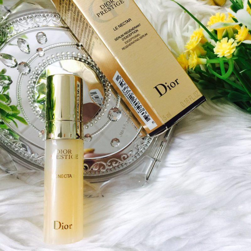 �ล�าร���หารู��า�สำหรั� Dior Prestige Le Nectar Serum