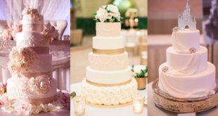 """7 เหตุผลว่าทำไมต้องใช้ """"เค้กจำลอง""""ในงานแต่งงาน"""