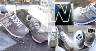 """มาแล้ว!! New Balance 574 Classic """"Legacy Grey"""" สุดคลาสสิค"""