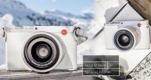 สวยหรู! Leica Q Snow รุ่น Special Edition ขวัญใจคนเล่นกล้องต้องมี!!