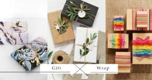 ส่องไอเดียเก๋ๆ 30 เทคนิค DIY กระดาษห่อของขวัญน่ารักได้ไม่ต้องแพง