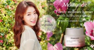 น่าลองมาก !! สกินแคร์เกาหลีตัวใหม่ New Moisture Ceramide 2018 และ Flower Lab Essence Mask จาก Mamonde