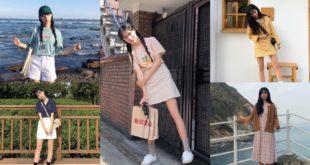 ตามไปดู! 20 แฟชั่นเกาหลีสุดน่ารัก แต่งตามได้ง่าย จากไอจี co__oing
