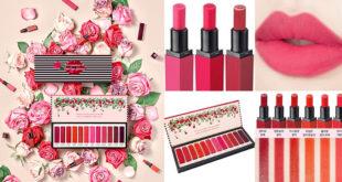 ใหม่!! ลิปสติกโทนสีกุหลาบ New Dear My Blooming Lips-Talk Rose Kiss Edition สวยแซ่บสไตล์เกาหลี