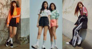 มาแล้ว!!รองเท้าผ้าใบ Blackpink x Adidas Originals สไตล์ไอดอลเกาหลีชิคๆ