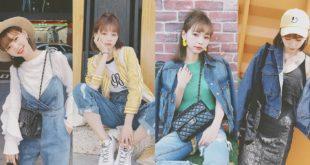 อัปเดต! 25 แฟชั่นซัมเมอร์น่ารักสดใส จากไอจีสาวไต้หวัน @kim.hu1025
