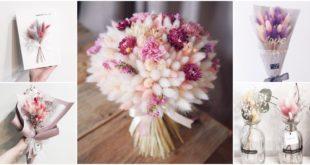 ช่อดอกหญ้าหางกระต่าย เทรนด์ใหม่จากเกาหลี!