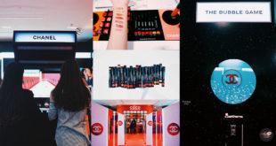 ลองของใหม่! ตู้คีบเครื่องสำอาง COCO GAME CENTER by Chanel เปิดให้เล่นฟรีถึงสิ้นเดือนนี้