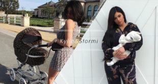 Kylie โพสต์ภาพหนูน้อย Stormi อีกครั้งหลังหยุดไปเพราะถูกคอมเมนต์ในแง่ลบ