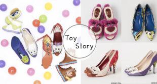 ใจสั่นรัว! รองเท้าคอลเลคชั่น Diana Shoes x Toy Story เอาใจคนรักการ์ตูน