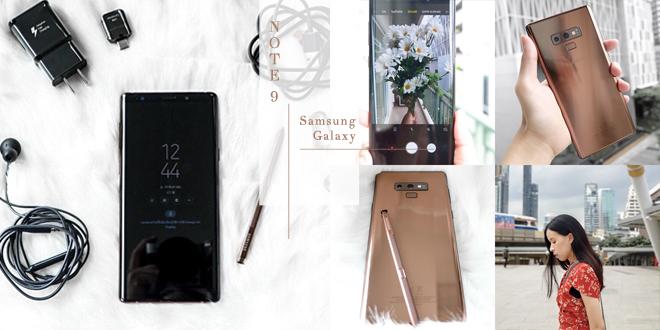 รีวิวจัดเต็ม+ทดสอบการถ่ายภาพ Galaxy Note 9 กล้องสุดล้ำ มาพร้อมปากกา S Pen รุ่นใหม่