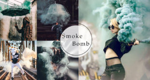 เท่เวอร์! 35 ท่าถ่ายรูปกับ Smoke Bomb เทคนิคง่ายๆได้รูปสวยเก็บไว้เพียบ