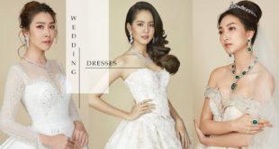 ปักหมุด! 10 ร้านเช่าชุดแต่งงานที่ดีที่สุด สวยหรู ราคาจับต้องได้ ♥