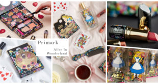 เลอค่า! เซ็ตเมคอัพ Alice In Wonderland แพคเกจหรูหราสไตล์อังกฤษจาก Primark