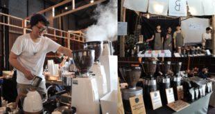 BANGKOK COFFEE CULT 2018 อีเว้นต์ดีๆเอาใจคอกาแฟในบรรยากาศคาเฟ่ในสวนร่มรื่น
