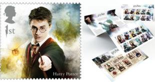 """แรร์ไอเทมสุดว้าว! แสตมป์ """"Harry Potter"""" ที่เหล่ามักเกิลต้องมีสะสม"""