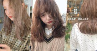 ผมสีน้ำตาลประกายหม่นต้องมา!! 'Teddy Bear Color' เทรนด์สีผมมาแรงจากญี่ปุ่น