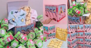 ฟินเวอร์! เปิดกล่อง Lucky Box ชินจัง'Crayon Shinchan Lucky' จาก SPAO
